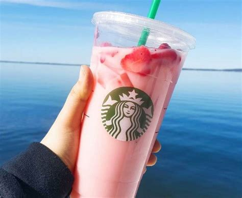pink cocktail starbucks pink ombr 233 drink is now on the official menu