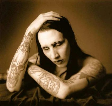 marilyn manson tattoos all star tattoos