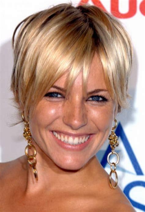 short hairstyles  women    fine hair fave