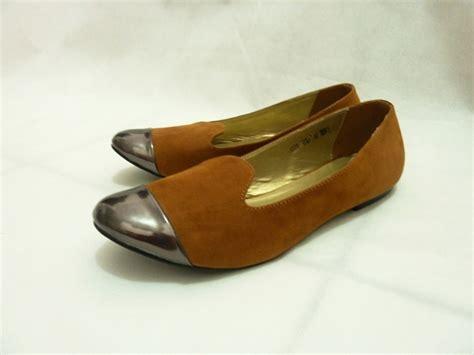 New Glady Silver Isrin Isran bs 11 avalyn suede and metal loafers grosir sandal isrin isran dan okada