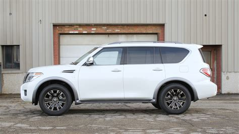 2017 Nissan Armada Why Buy