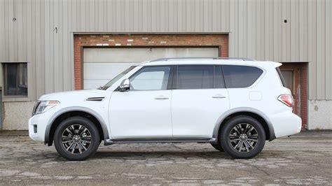 2017 Nissan Armada   Why Buy?