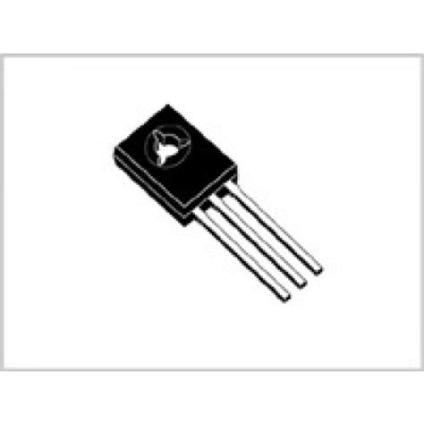 transistor cdil bd139 bd139 transistor npn 80v 1 5a to 126 bd13910stu