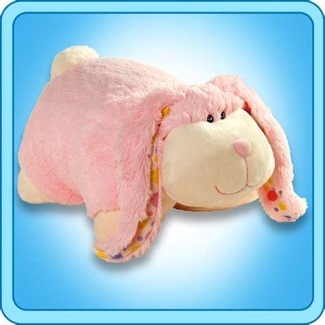 Pillow Pets Bunny by Bunny Pillow Pet Pink Bunny Stuffed Animal Pillow Pets