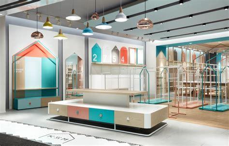 Store Interieur 539 by 武汉kidsmoment 童装店设计 观点 简米武汉 品牌终端店面整合设计