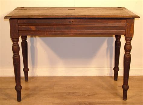 rustic pine writing desk antiques the uk s largest antiques website
