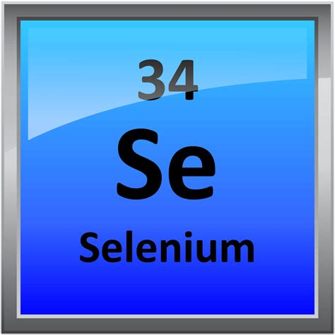 Selenium Periodic Table by 034 Selenium Science Notes And Projects
