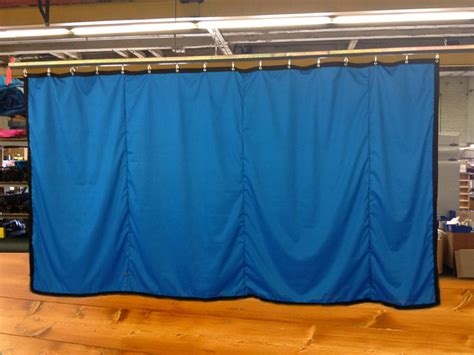 fire proof curtains fire resistant industrial curtains curtain blog