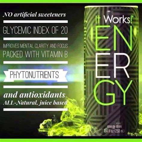 energy drink that works an energy drink that is for you try it works energy