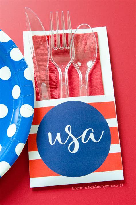 printable christmas utensil holders craftaholics anonymous 174 4th of july utensil holders