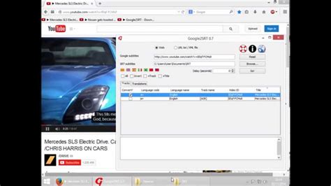 download youtube and subtitle google2srt 0 7 download multiple youtube subtitles and