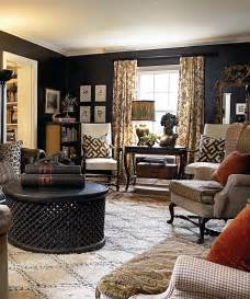 decorating living room with brown walls room decorating
