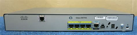 Cisco C887vam K9 cisco 887va k9 cisco887va k9 router w vdsl2 adsl2 pots