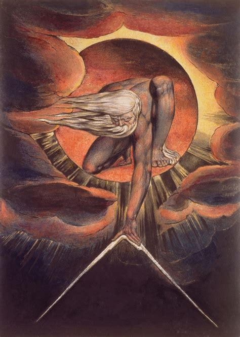 the great architect william blake artist and revolutionary