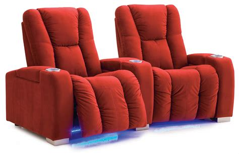 2 seater home theatre recliner sofa palliser media contemporary power reclining 2 seater home