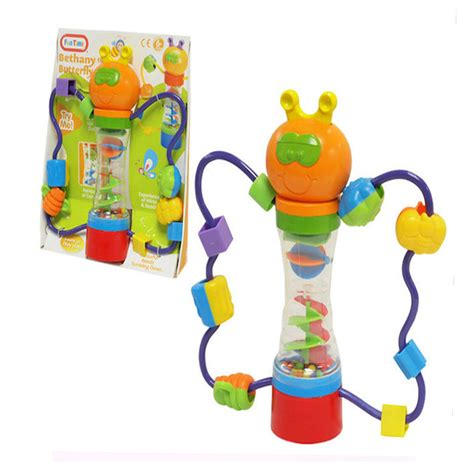 Funtime Rattle funtime bethany butterfly baby toddler activity rattle