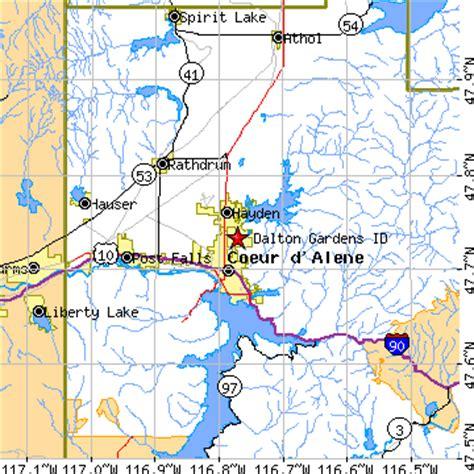 Dalton Gardens Id by Dalton Gardens Idaho Id Population Data Races