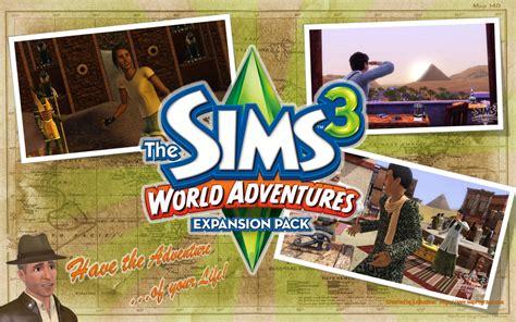 sims  world adventures wallpaper