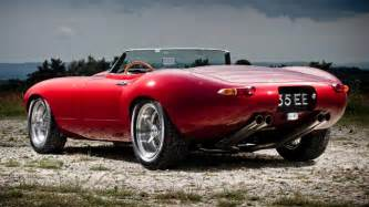 Jaguar E Type Top Gear Another Look At The Eagle Speedster Top Gear