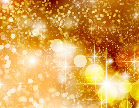 chagne silhouette png gold sparkle background