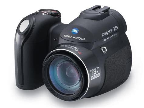minolta digital konica minolta dimage z5 digital photography review