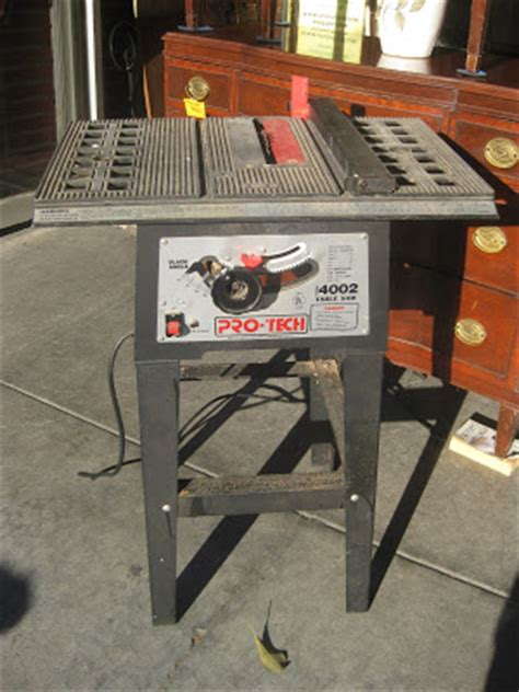 pro woodworkers supply pro tech table saw 4002 project pdf woodworkers