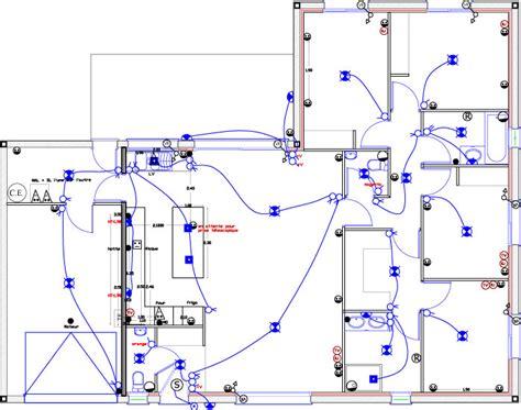 Installation électrique D Une Maison 4227 by Realiser Schema Electrique Maison Mambobc
