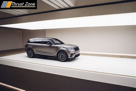 Price Launches New Range by New Range Rover Velar Launched In India At Rs 78 83 Lakhs