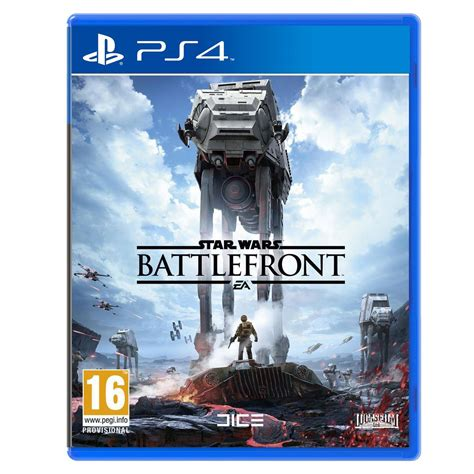 Ps4 Wars Battlefront wars battlefront ps4 jeux ps4 electronic arts