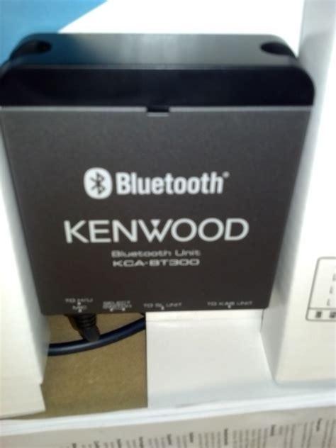 Kenwood Kca Bt300 kenwood bluetooth kca bt300 performancetrucks net forums