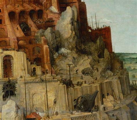 libro bosch and bruegel from la torre de babel de pieter brueghel