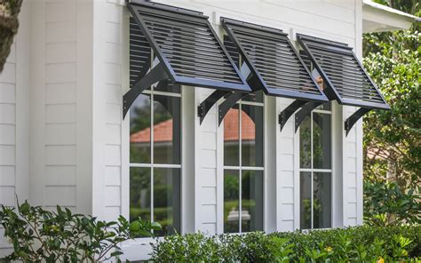 tropical blinds and awnings make it a choice of bahama shutters for your window