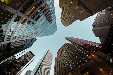 Toronto Business Section by Photo Of The Day Concrete Jungle Toronto