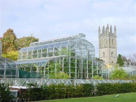 Oxford Botanic Garden Oxford Botanic Garden
