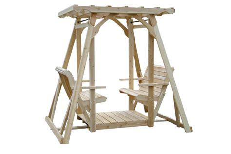 table balancoire balan 231 oires de jardin meubles de jardin cabanon mercier
