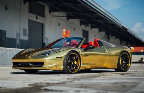 expensive cars gold 25 insanely expensive cars driven by athletes