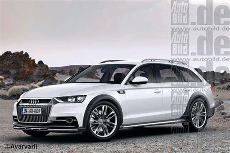 Audi A4 Neues Modell 2015 audi a4 iaa 2015 vorschau bilder autobild de