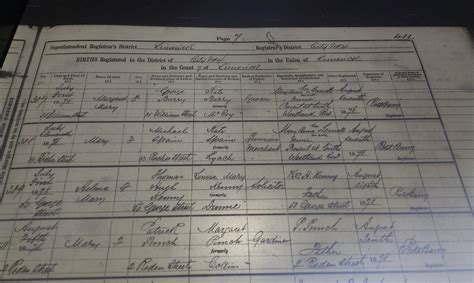 Limerick Deaths Records Spain Of Nenagh Co Tipperary