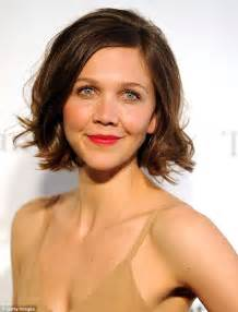 hair styles 55 age eomen after maggie gyllenhaal s revelation femail reveal age