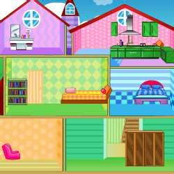 Home Decorating Games Doll House Decorating