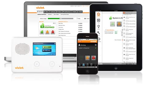 smart home security systems i vivint
