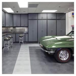 dalle pvc garage dalles pvc pour couvrir le sol du garage