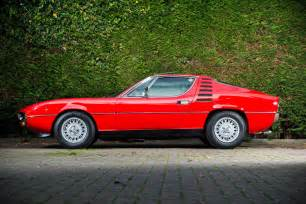 Alfa Romeo Montreal Clean 1972 Alfa Romeo Montreal V8 Looking For A New Home