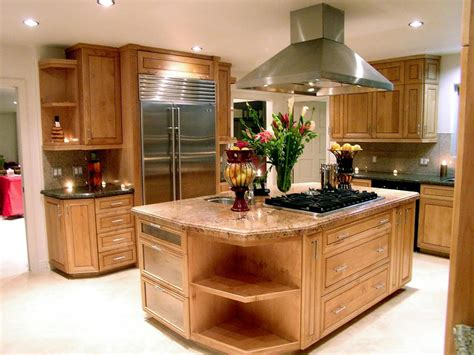 kitchen island remodel 7 stylish kitchen islands hgtv