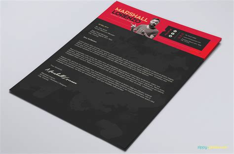 creative illustrator resume template designers