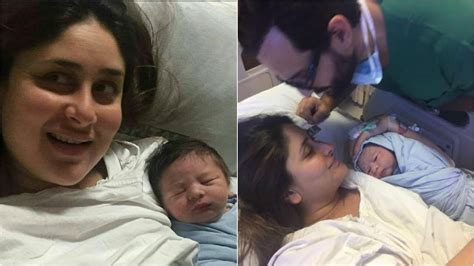 karina kapoor with son pic another picture of kareena kapoor and saif ali khan s son