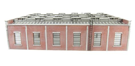 Bachmann 4 Road Engine Shed by Hattons Co Uk Bachmann Branchline 44 050 Four Road