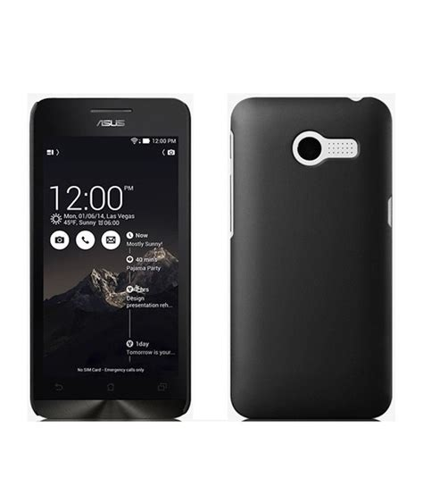 Cover Zen Go 45 rka back cover for zenphone 4 a400cg black buy rka back cover for zenphone 4 a400cg black