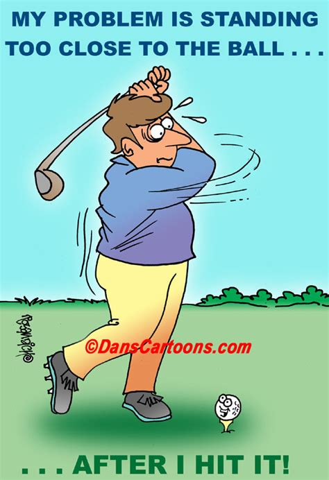 golf swing cartoon golf swing cartoon