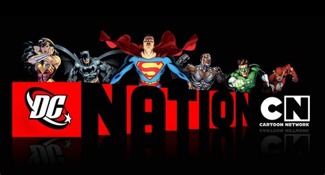 Picture Post Nation 3 by Network To Unveil Dc Nation On March 3 Animation